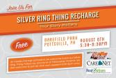 8-6-2017, Silver Ring Thing Recharge, for Middle and High Schoolers, at Barefield Park, Pottsville