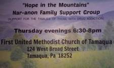 Hope In The Mountains Nar-anon Family Support Group